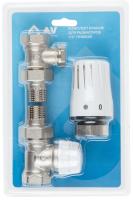 Комплект кранов для инженерного подключения AV Engineering AVE144212 -