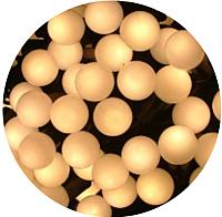Светодиодная гирлянда ETP LSB-100L (10м, теплый белый) -
