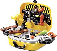 Набор инструментов игрушечный Xiong Cheng Умелые руки / 008-916A -