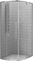 Душевой уголок RGW SV-53 / 06325300-11 (хром/прозрачное стекло) -
