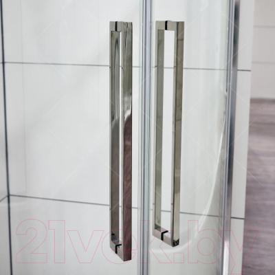 Душевой уголок RGW SV-53 / 06325300-11 (хром/прозрачное стекло)