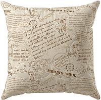 Подушка для сна Нордтекс Волшебная ночь 70х70 (меринос) -
