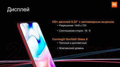 Смартфон Xiaomi Redmi 8 4GB/64GB (синий) -