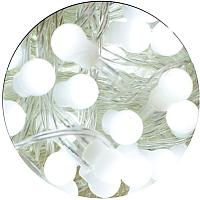 Светодиодная гирлянда ETP LS-100L с эффектом мерцания (10м, белый) -