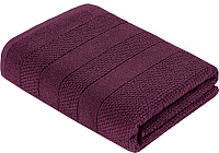 Полотенце Нордтекс Verossa Milano 70x140 (темно-бордовый) -