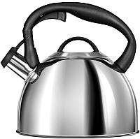 Чайник со свистком MPM MCN-13P -