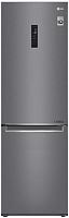 Холодильник с морозильником LG GA-B459SLKL -