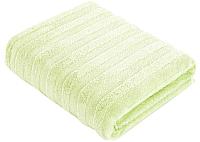 Полотенце Нордтекс Verossa Stripe2 70x140 (светло-фисташковый) -