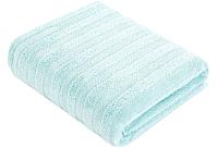 Полотенце Нордтекс Verossa Stripe 2 70x140 (нежно-голубой) -
