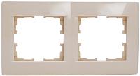 Рамка для выключателя Lezard Karina 707-0300-147 -