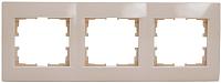 Рамка для выключателя Lezard Karina 707-0300-148 -