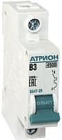 Выключатель автоматический Атрион VA4729-1-04B -