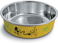 Миска для животных Triol Disney Mickey & Pluto WD3041 / 30251042 -