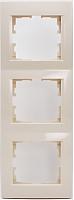 Рамка для выключателя Lezard Karina 707-0300-153 -