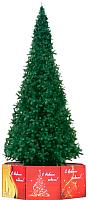 Ель искусственная Green Trees Альпийская зеленая (6м) -