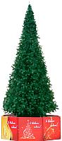 Ель искусственная Green Trees Альпийская зеленая (7м) -