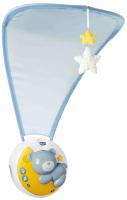 Музыкальная подвеска Chicco Nex2Moon / 98282 (голубой) -