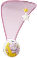 Музыкальная подвеска Chicco Nex2Moon / 98281 (розовый) -