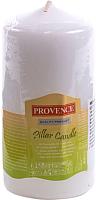 Свеча Белбогемия Provence 560113/02 / 36074 (белый) -