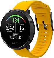 Фитнес-трекер Polar Ignite M/L (желтый/черный) -