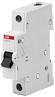 Выключатель автоматический ABB Basic M-C6 / 1 BMS411C06 -
