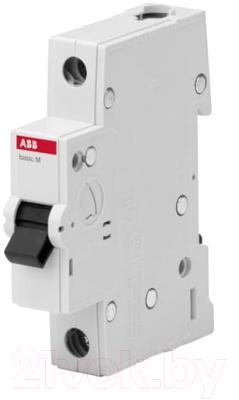 Выключатель автоматический ABB Basic M-C16 / 1 BMS411C16
