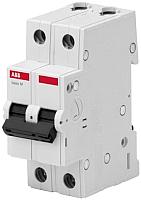 Выключатель автоматический ABB Basic M-C6 / 2 BMS412C06 -