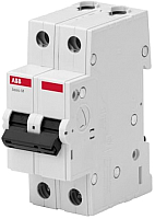 Выключатель автоматический ABB Basic M-C25 / 2 BMS412C25 -