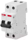 Выключатель автоматический ABB Basic M-C40 / 2 BMS412C40 -