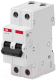 Выключатель автоматический ABB Basic M-C63 / 2 BMS412C63 -