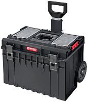 Ящик для инструментов QBrick System One Cart Profi / SKRWQCPCZAPG002 (черный) -