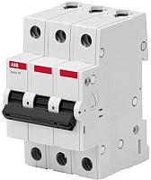Выключатель автоматический ABB Basic M-C10 / 3 BMS413C10 -