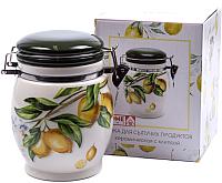 Емкость для хранения Home Line Лимоны / HC5006C-Q51 -