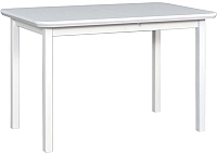 Обеденный стол Drewmix Max 4 S (белый) -