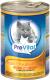 Корм для кошек Prevital Rabbit&Roultry&Carrot в желе (415г) -