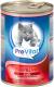 Корм для кошек Prevital Beef&Liver (415г) -