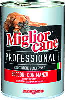 Корм для собак Miglior Cane Professional Beef (405г) -
