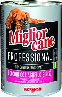 Корм для собак Miglior Cane Professional Lamb&Rice (405г) -
