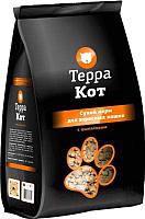Корм для кошек ТерраКот С цыпленком TRK001 (0.4кг) -