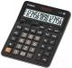 Калькулятор Casio GX-16B-W-EC (черный) -