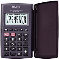Калькулятор Casio HL-820LV-BK-S-GP -