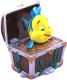 Декорация для аквариума Triol Disney Flounder WD4004 / 74001018 -