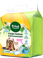 Одноразовая пеленка для животных Triol 30551017 (24шт) -