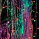 Световой занавес Neon-Night Дождь 235-349 -
