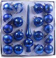Набор шаров новогодних Белбогемия 25230608 / 86803 (19шт) -