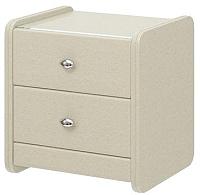 Прикроватная тумба Bravo Мебель №1 (белый) -