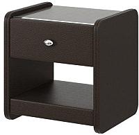 Прикроватная тумба Bravo Мебель №2 (коричневый) -