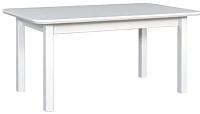 Обеденный стол Drewmix Wenus 2 S (белый) -