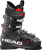 Горнолыжные ботинки Head Next Edge XP 285 / 608280 (black/red) -