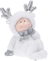 Статуэтка Белбогемия Ребенок в костюме оленя 86402 -